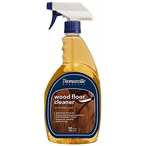 Thomasville Wood Floor Cleaner 32 Oz Spray Bottle by Thomasville