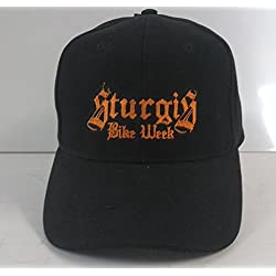 SWC Gorra de béisbol Gorro surgis Biker Gorro para Harley Chopper Customs Bike Party Fan