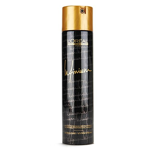 L'Oréal Professionnel Infinium Haarspray Extra Strong, 300 ml, 1er Pack, (1x 300 ml)