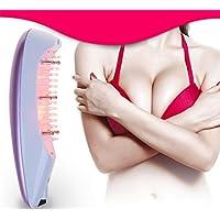 Brust-Massagegerät, Kamm-Funktion, Rotes Licht, Infrarot-Physiotherapie-Mikrowelle, Electrovital Currents, Brust-Enhancer-Instrument preisvergleich bei billige-tabletten.eu