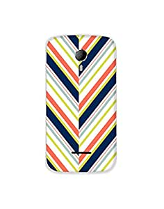 Micromax A117 nkt03 (329) Mobile Case by Leader