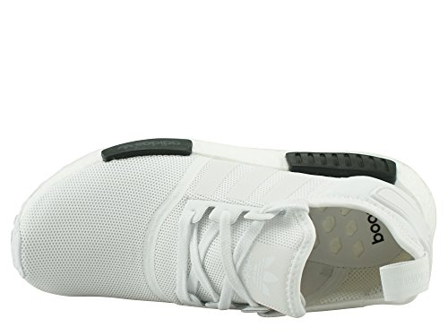 Adidas Originals NMD_R1 White Mesh Trainers ftwr white/ftwr white/core black