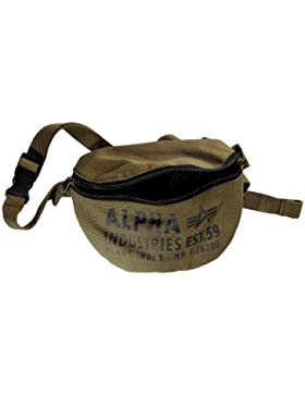 Alpha Industries Bauchtasche Cargo Canvas Waist Bag