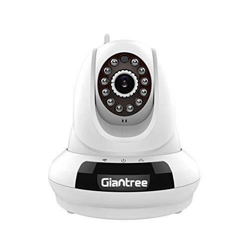 Giantree Cámara WIFI IP HD Video Vigilancia Interior con