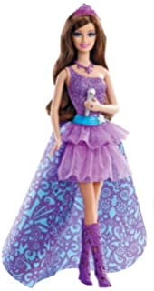 Barbie Princess Popstar Brunette Keira dp BOEDM