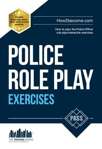 Police Role Play/Interactive Exercises Workbook + Online Video Access: 1 (The Testing Series) by Richard McMunn (2015-01-15)