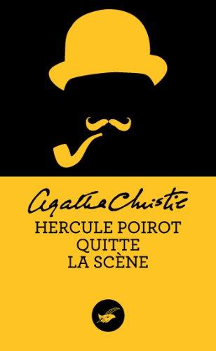 Hercule Poirot quitte la scène (Nouvelle traduction révisée) (Masque Christie)