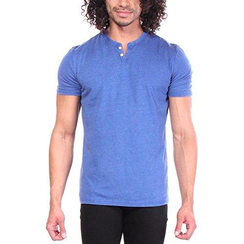 lucky-brand-burnout-notch-camisetas-xs-hombres