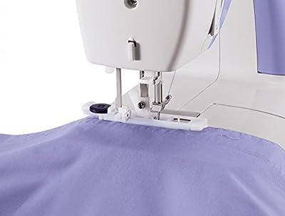 Singer MC Simple 3232máquina de coser 32puntos costura blanca y lila de Singer france