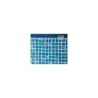 Liner Gresite para Piscinas Ovaladas Altura 120 – 730 x 375 cm, Gresite, Ovalada, 120 cm