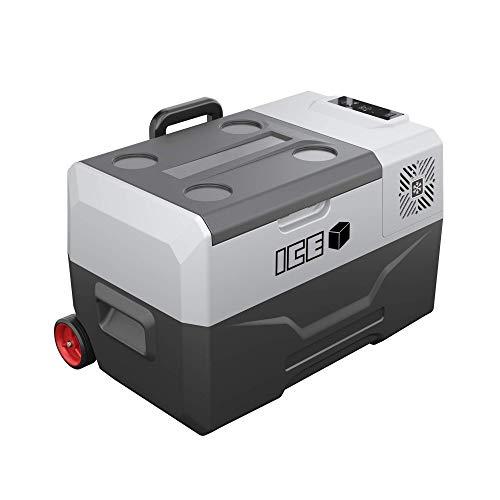 IceCube 30 Liter tragbarer Autokühlschrank Gefrierschrank Kühlbox Gleichstrom 12V 24V Wechselstrom 230V
