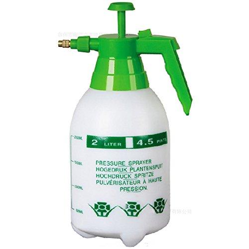 Yiki Spray Flaschen hand held Gartenspritze Flaschen für Reinigung, Housekeeping, Büro, Chemikalien, Pestizide, Auto, All Purpose Reinigungsmittel (2Liter) (Auto-spray-flasche)