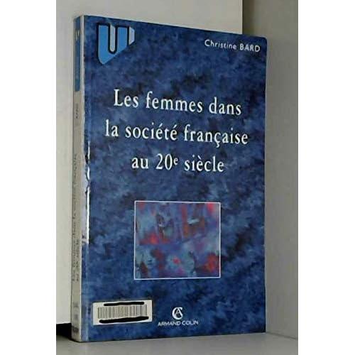 Les femmes dans la société française au XXème siècle