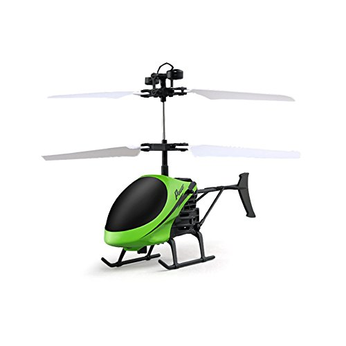 wildlead D715Mini Helicóptero Inducción Avión mando a distancia R