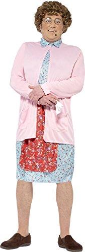 Smiffys, Damen Grease Kostüm, Rosa Jacke, Grease, Größe: 48-50, (Ideen Grease Ladies Pink Kostüm)