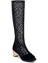 Y Mujer Zapatos es Amazon Puntillas Para Zapatos 38 wUxqP0