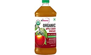 St.Botanica USDA Organic Apple Cider Vinegar, 500ml