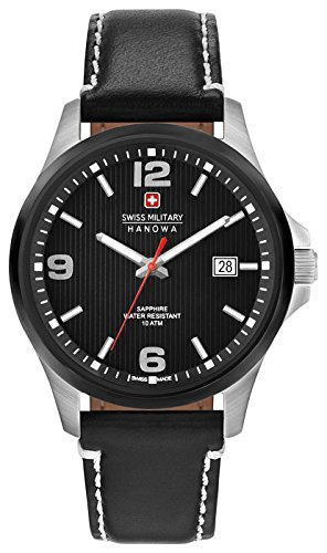 7d19a43d1f00 Swiss military hanowa - Reloj hombre observer 06-4277.33.007