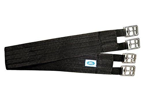 Derby Originals Soft Nylon Web Umfang für Englisch-Sättel, 16-6095BK-30, Schwarz , 76,2 cm (30 - Web-xvi
