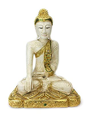 Thai Lanna style Seated Buddha, Large approx 63cm high, SSP700