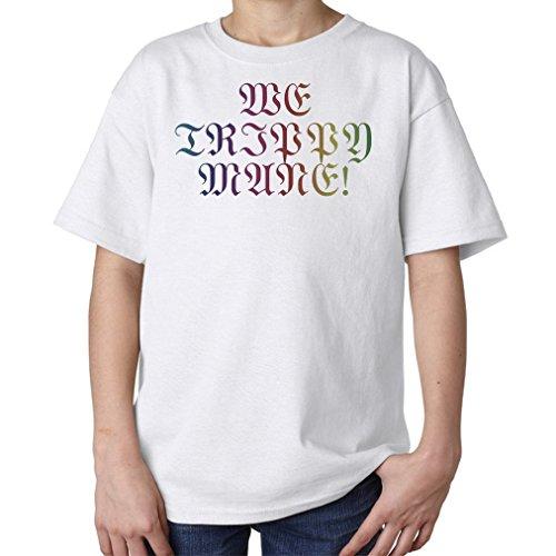 Preisvergleich Produktbild We Trippy Mane Kids Unisex T Shirt XL 158-164 (cm)