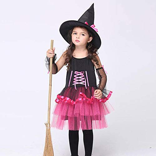 QWE Halloween Kostüm Kinder Performance Anzug Kostüm Cosplay Tanz - Fließende Tanz Kostüm