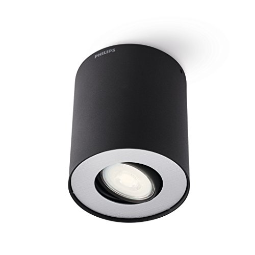 Foco de superficie Philips myLiving Foco 3.5w GU10 cabezal ajustable