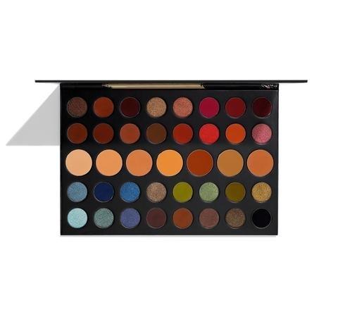 Paleta de sombras de ojos de Morphe, modelo 39A «Dare to Create»