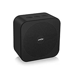 Artis BT15 Wireless Portable Bluetooth Speaker with Aux Input / Micro SD Card Reader / TF Card Reader / Mic. for Handsfree Calling