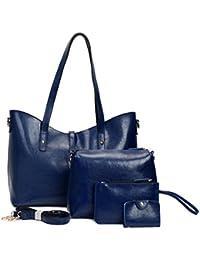 ecd8836546 Dunland In pelle donne borse borse maniglia superiore Borsa a tracolla  Satchels Padre sacchetto 4