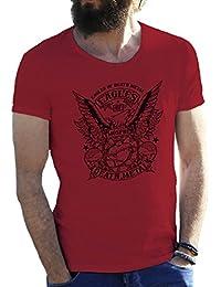 Eagles Of Death Metal BW New Logo Camiseta para hombre