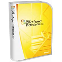 Microsoft Project 2007 Professional Edition - CD 1 Client (PC)