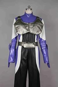Dream-Coser Taille Large Gundam Tieria Erde Cosplay Costumews1590Large
