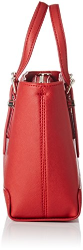 Tommy Hilfiger - Honey Small Tote, Borse a mano Donna Rosso (Tommy Red)