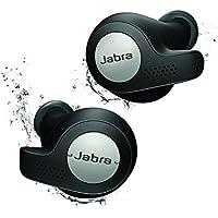 Jabra Elite Active 65t Écouteurs Bluetooth 5.0 True Wireless Sport avec le service vocal Amazon Alexa intégré - Noir