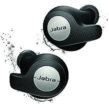 Jabra Elite Active 65t auriculares estéreo totalmente inalámbricos con Bluetooth® 5.0 y Alexa integrada, para deporte, negro y titanio