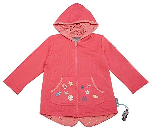 Sigikid Mädchen Sweat Jacke, Mini Sweatjacke, per Pack Rosa (pink Lemonade 147), 122 (Herstellergröße: 122)
