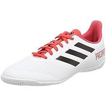 Amazon.es  zapatillas de futbol sala adidas - Blanco 50746afa46530