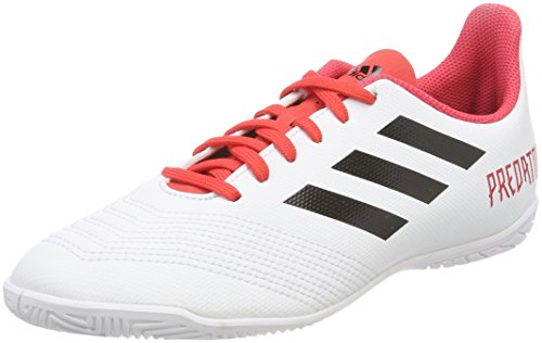 Adidas Predator Tango 18.3 In, Zapatillas de Fútbol Sala para Hombre, Azul (Azul/(Tinuni/Aerver/Vealre) 000), 43 1/3 EU adidas