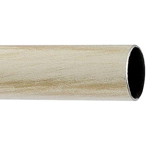 Riel Chyc 5431872 - Barra de hierro forjado, 20 mm x 1,50 m , color beige