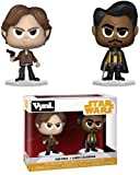 "Funko VYNL 4"" 2-Pack: Star Wars: Solo: Han & Lando, 31849, Mehrfarbig"