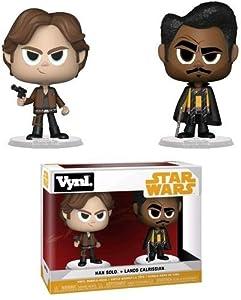 "Funko vynl 4""2-Pack: Star Wars: Solo: han & Lando, 31849"