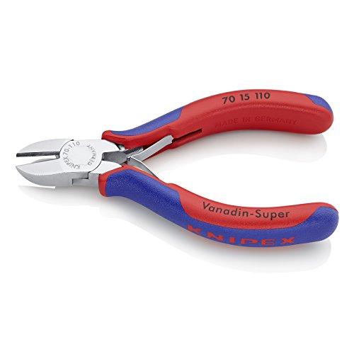 KNIPEX-70-15-110-Pince-coupante-de-ct-chrome-avec-gaines-bi-matire-110-mm