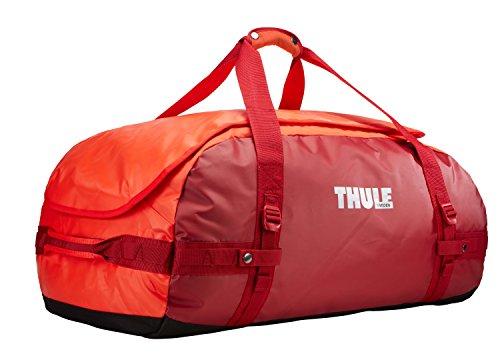 Thule Chasm Duffel Bag 90L (Rucksack und Reisetasche in einem) roarange (North Duffel Face Rucksack)
