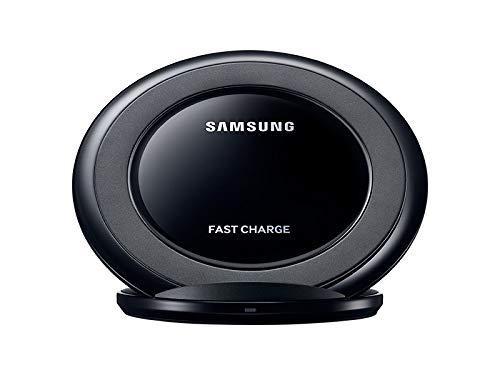 Samsung kabellose Ladestation EP-NG930TB inkl. Ladegerät EP-TA20 Schwarz Blister