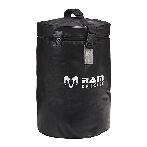 Ram Cricket Ball Trainer-Tasche für 72 Bälle, Schwarz