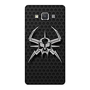 Cute Skull Fission Back Case Cover for Galaxy Grand 3