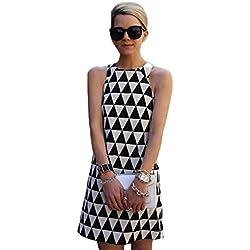 Mini vestido de fiesta corto