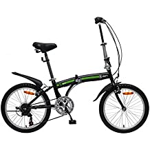 Stem, Bicicletta elettrica pieghevole, ruota di 20'pollici, 6marce Shimano