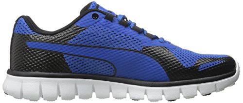 Puma Blur Toile Chaussure de Tennis Princess Blue-Black